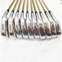 New golf club honma s-06 4-star iron set 4-11 AW SW R S graphite shaft swirling free shipping