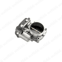 Car Electronic throttle Suitable for N52 1 Series 3 Series 5 Series 7 Series X1b mwX3 X5 Z4 730 530 525 Throttle valve body