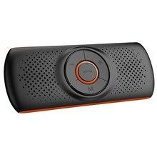Автомобильный Bluetooth 4,2 автомобильный Громкая связь стерео музыкальный ресивер плеер звук Улучшенный бас/Встроенный микрофон/Tf карта плеер Aux Hands Free