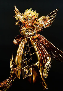 Image 2 - COMIC CLUB IN STOCK JMODEL the 13th gold saint Odysseus Ophiuchus metal armor EX Action Figure