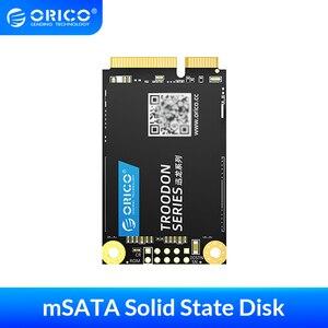 ORICO mSATA SSD 128GB 256GB 512GB 1TB SATA Internal Solid State Hard Drive SSD 256gb For Desktop Laptop(China)