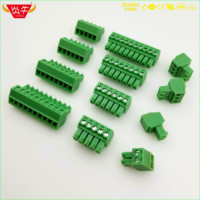 KF2EDGK 3.81 2P ~ 12P PCB TERMINAL BlOCKS 15EDGK 3.81mm 2PIN ~ 12PIN MC 1 5/ 2-ST-3 81 - 1803578 PHOENIX CONTACT KEFA DEGSON