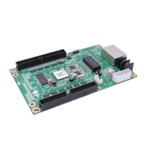 Image 2 - LINSN full color synchronous led screen display receiving card RV901 RV901T receiver card