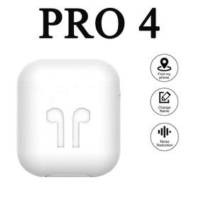 Оригинальные наушники Air Pro 4 Tws, Bluetooth наушники с контролем громкости, беспроводные наушники с копированием 1:1 Pk i90000 max i900000 Pro i300000