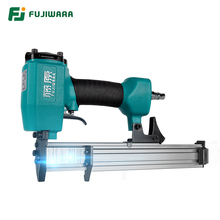 FUJIWARA Pneumatic Nail Gun F30 Straight Nails 422J 1013J-1022J U-shaped Air Nailer Stapler