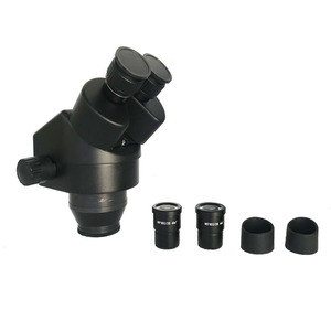 Image 5 - Continue 7 45X Binocular stereo microscope Industrial microscope zoom Magnification head