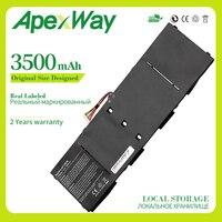 Apexway 14.8V 3500mAh Laptop Battery For Acer Aspire AP13B3K AP13B8K M5 583P R7 V5 572P R7 571 V5 572G