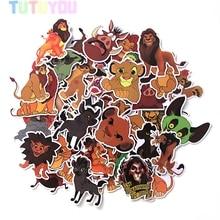 PC11 40 Pcs/set The Lion King DIY Scrapbooking Stickers Decal For for Guitar Laptop Luggage Car Fridge Graffiti Sticker