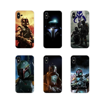 Boba Fett render Accessories Phone Cases Covers For Huawei Honor 4C 5C 6X 7 7A 7C 8 9 10 8C 8S 8X 9X 10I 20 Lite Pro image