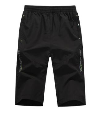 2020 Quick Dry Slacks Men's  Athletic Outdoor Breathable Stretch Men's  Student Running Gym  Men