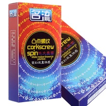 PERSONAGE 10 Pcs Hot Sale Quality Sex Products 6 types Natural Latex Condoms For Men Adult Better Sex Toys Safer Contraception