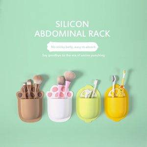 Self Adhesive Silicone Toothbr