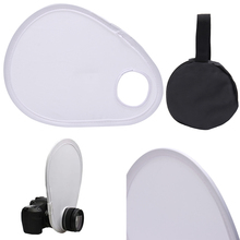 Reflector Camera Flash-Lens New for DSLR Diffuser Photography Folding Universal