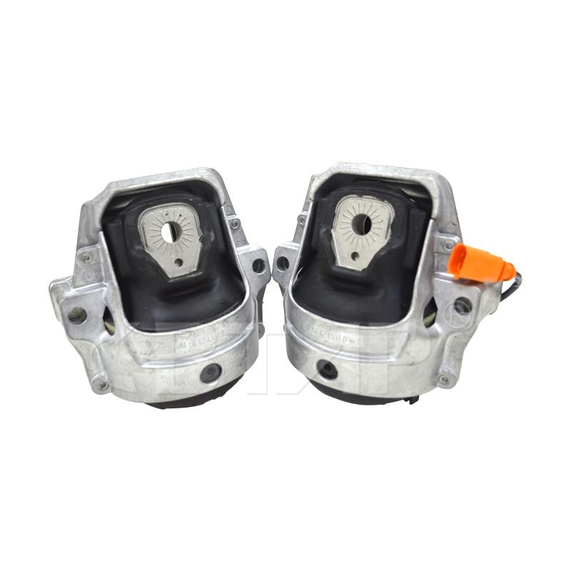 btap nova direita esquerda motor suporte suporte de montagem do motor para audi a4 a5 09