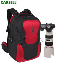 CAREELL C3018 Camera Bag Photo Backpack Universal Large Capacity Travel For Canon/Nikon