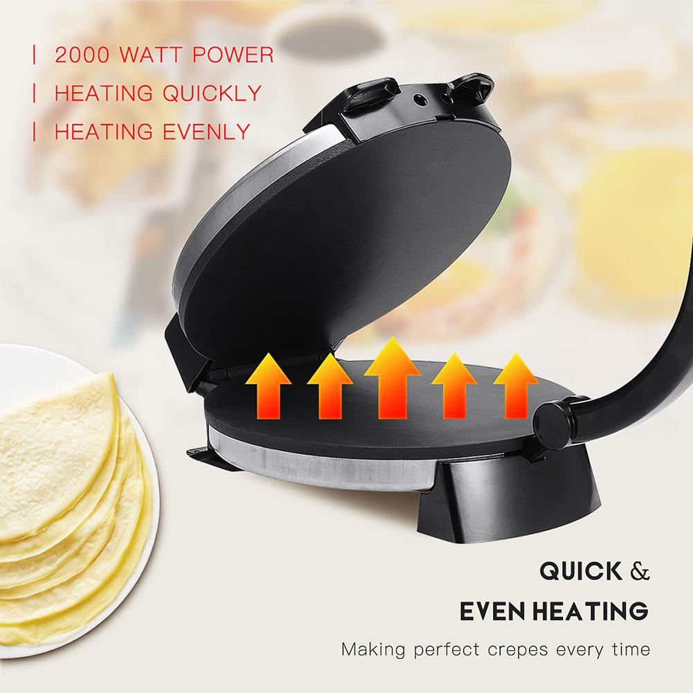 Appliance-Tools Crepe-Maker Pizza-Tortilla-Maker Electric Bakeware Cake-Stall Bread Cooking