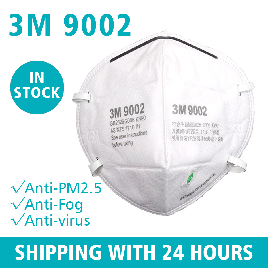 FAST DELIVERY Face Mask Filters Anti Viral Respirator Non-Disposable Safety Protective PM2.5 Sanitary
