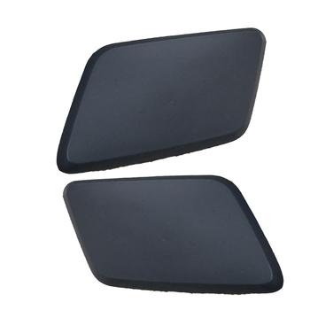 For Skoda Octavia 2 Mk2 2004-2013 New 1 Pair Primer Front Headlight Washer Cap Covers Left+Right 1Z0955110 1Z0 955 109 1Z0955109 tanie i dobre opinie CN (pochodzenie) 1Z0955109 1Z0955110 Left Right