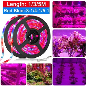 1/3/5M LED Grow Light Strip US