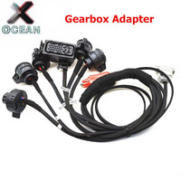 For VAG Gearbox Adapter cables Read and Write work with KTMFlash KTM Flash for DQ250 DQ200 VL381 VL300 DQ500 DL501