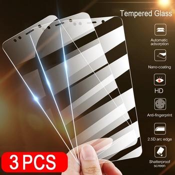 3 sztuk szkło hartowane dla Xiaomi Redmi uwaga 9 8 7 6 5 Pro 9s 8T 9A 9C 8A 7A ochraniacz ekranu dla Mi 10T 9T Pro Poco X3 NFC F1 Film tanie i dobre opinie LUXMEVE TEMPERED GLASS Bez obsługi BD CN (pochodzenie) Folia na przód Clear 9H Tempered Glass For Xiaomi Poco X3 NFC HD Tempered Glass For Xiaomi Redmi Note 9 8 7 Pro 9s 8T