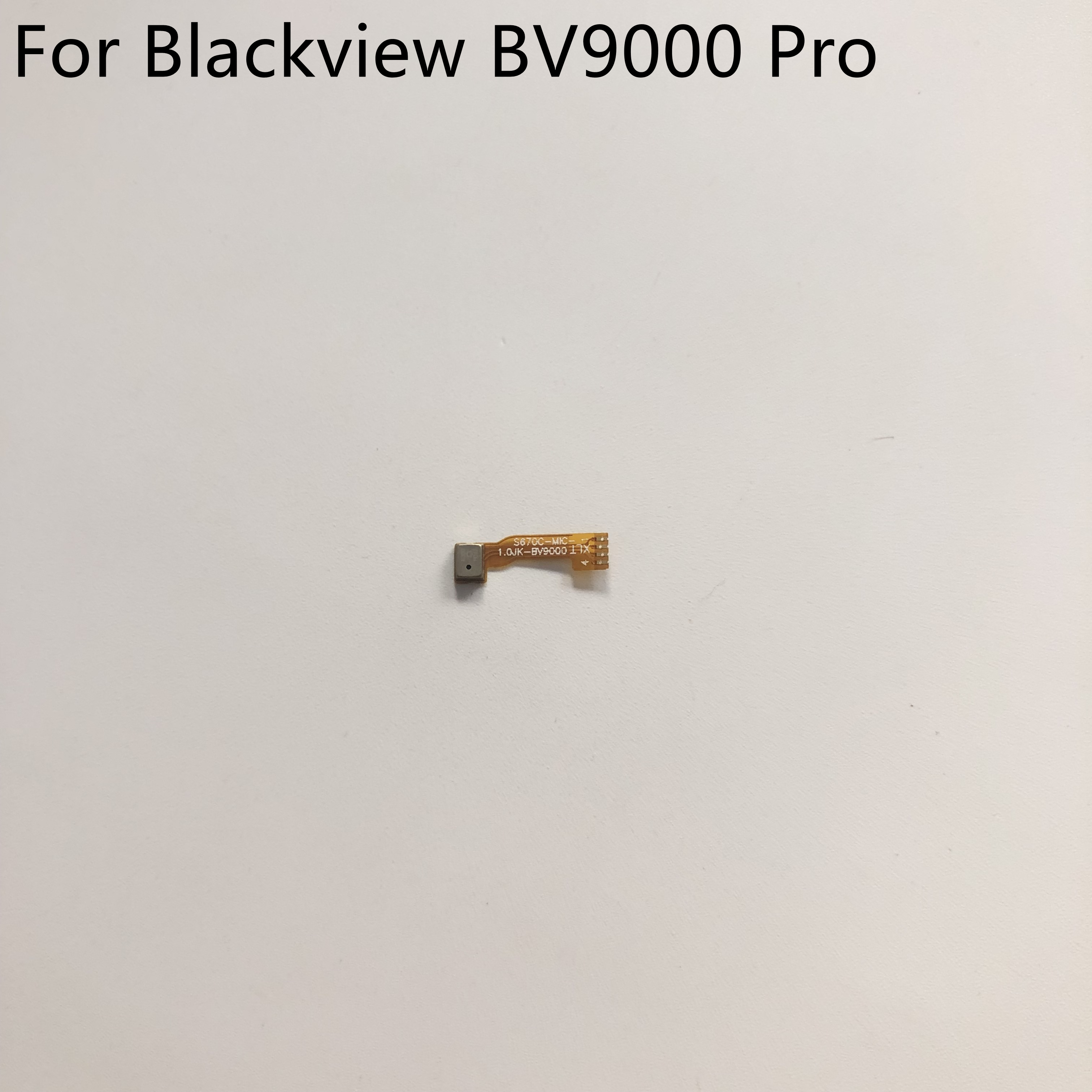 Original New Microphone Mic FPC For Blackview BV9000 Pro MTK6757CD 5.7