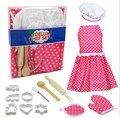 Kinder Kochen Und Backen Set, geeignet Für Mädchen 3 Und Älteren Kinder Spielzeug Für ChildrenAccessories Kinder Pretend Spielen Spielzeug Set