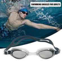 Горячая Распродажа, очки для плавания, износостойкие регулируемые противотуманные водонепроницаемые очки для плавания, очки для взрослых, очки для дайвинга