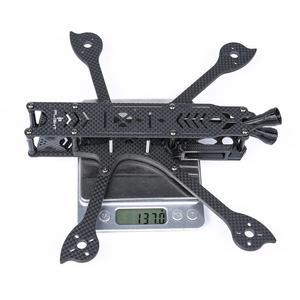 Image 5 - IFlight DC5 222mm 5 cal HD FPV Freestyle rama z 5mm ramię kompatybilny 5 cal śmigło dla cyfrowy System FPV