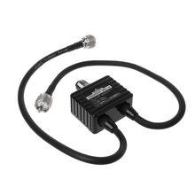 Combinaison dantenne MX72 HAM fréquence différente (HF / VHF / UHF)