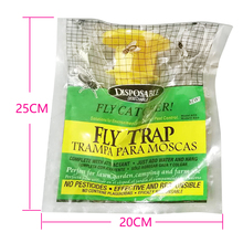 10PCS  Attractants Fly Traps Hanging Flies Catcher For Lawn Garden Farm