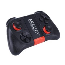 Bluetooth Gamepad Joypad Android Joystick Wireless Controller Tablet Smart VR TV Permainan Pad untuk IOS PC Android(China)