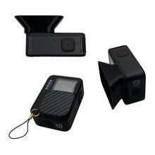 Для gopro hero 9 Черная Спортивная крышка объектива камеры/колпаки
