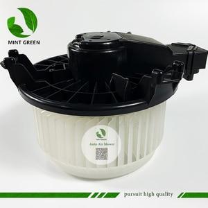 Image 3 - 12V אוטומטי AC מאוורר מפוח מנוע עבור טויוטה להרים/Vigo/Haice/Hilux LHD CCW 272700 5151/0780 87103 0K091 87103 26110 87103 48080