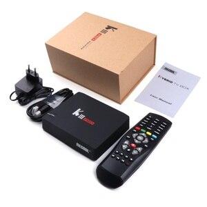 Image 5 - MECOOL KI Pro KII KIII Pro DVB T2 + S2 Androidกล่องทีวี 3G 16G Amlogic S912 DDR4 octa Core 4Kถอดรหัส 2.4G + 5GชุดTop Media Player