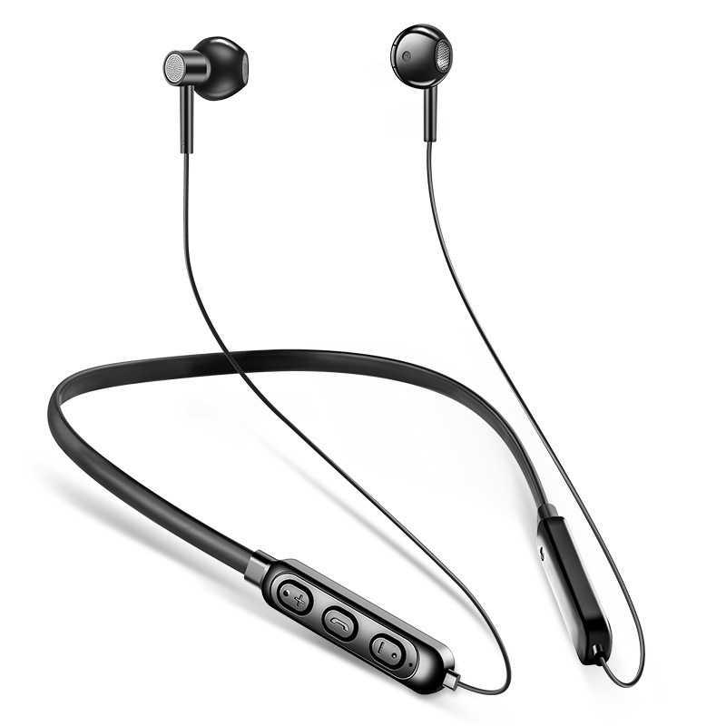 KUSDO Bluetooth наушники беспроводные наушники спортивные наушники Шейная стерео bluetooth-гарнитура с микрофоном для xiaomi