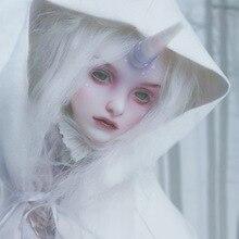 1/3 שאה בובות סוס גוף BJD גוף דגם בנות בני בובות עיני שרף