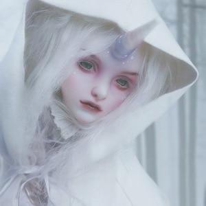 Image 1 - 1/3 Shah Dolls Horse Body BJD Body Model Girls Boys Dolls Eyes Resin