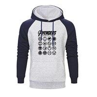 Avengers Hoodies Quantum Suit Style for Men (9 Designs) 2