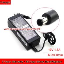 Oryginalne 19V 1 3A ADS-40SG ADS-40FSG-19 Adapter AC dla LG ADS-40SG-19-3 EAY62549304 EAY62768606 EAY62648702 LCAP21 zasilania tanie tanio viknight 19 v Uniwersalny 1 x US EU UK AU Power Cord Fit Your Country 6 5x4 0mm 2 Years 100-240 V-50 60Hz 1 0A Original Genuine laptop ac adapter