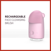 Massage Cleansing Brush Sonic Remove Cosmetic Cleaner Vibration Skin Care Tool for Washing face