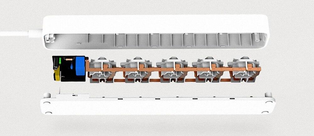 5 6 8 buraco usb carregamento rápido 2500 w 10a 250 v