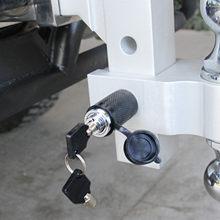 Автомобильный прицеп приемник замки с 2 ключами Нескользящие
