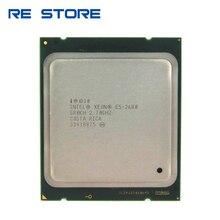 معالج Intel Xeon E5 2680 2.7 جيجاهرتز 20 متر كاش 8 GT/s LGA 2011 SROKH C2 E5 2680 CPU 100% عمل عادي