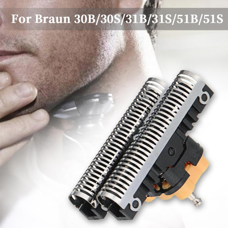 For Braun Braun3 10B 2000series 51B 51S 30B 30s Remington RQ11 Replacement Head Mesh Protective Shaver Foil Film Electric Razor