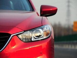 Image 2 - Mazda 6 Atenza 용 자동차 전조등 렌즈 2014 2015 2016 2017 자동차 교체 용 렌즈 자동 쉘 커버