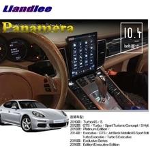 Porsche Panamera Turbo 2010, 2011, 2012, 2013 ~ 2016 MACAN NAVI 10,4 pulgadas coche GPS Multimedia WIFI Audio CarPlay Radio de navegación