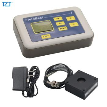 TZT 10mW-50W Optical Power Meter Premium Laser Power Meter High Accuracy Resolution 10mW