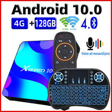 TV Box Android 10 Smart TV Box X88 PRO 10 4GB 64GB 32GB Rockchip RK3318 4K TVbox Mendukung Netflix Youtube Set Top Box X88pro 10.0(China)