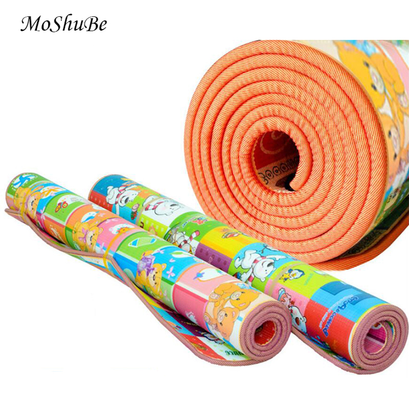 Kids Rug Developing Mat Eva Foam Baby Play Mat Toys For Children's Rug Puzzles Gym Game Carpets In The Nursery